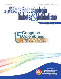 15o Congreso Colombiano de Endocrinología, Diabetes y Metabolismo