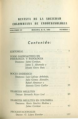 Ver Vol. -4 Núm. 1 (1966): I Fase. Revista ACE Vol.-4 No.1